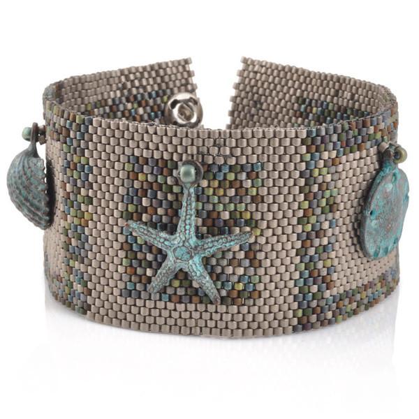 Sandbox Bracelet by Tamara Scott Designs