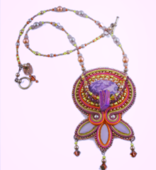 Free Beaded Soutache Video Lessons