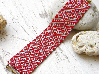 12 Days of Beaded Christmas Projects