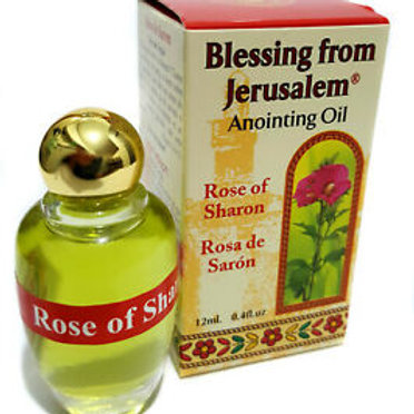 "Anointing Oil ""Rose Of Sharon"""