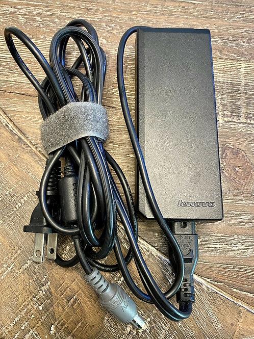 Used Genuine Lenovo 92P1105 20V 4.5A 90W ThinkPad AC Power Adapter