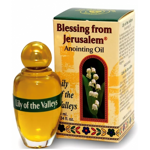 """Anointing Oil """"Lily of the Valley"""""""