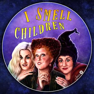 I Smell Children - Hocus Pocus