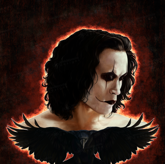 The Crow - Brandon Lee