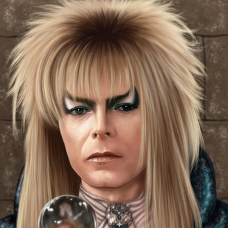 It's Only Forever - Jareth, The Goblin King, Labyrinth