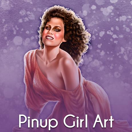 Pinup Girl Art - Dana Zuul Ghostbusters