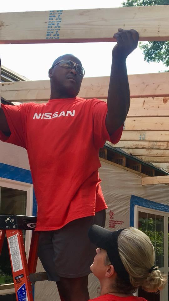 Nissan Guy Roof Joist