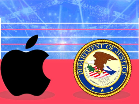 Tech giants are fighting big legal battles. Here's why they matter...