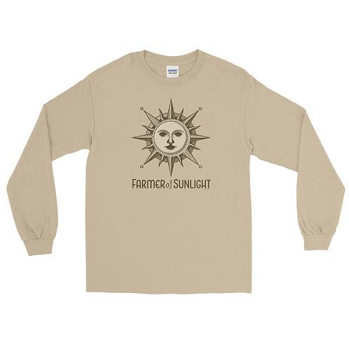 Farmer of Sunlight™️ Men's Long Sleeve Shirt