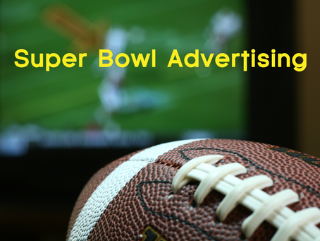 SUPER BOWL Advertising...ON FIRE!!!!!