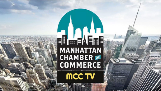 https://www.edgecitydesign.com/mcctv  Video Library of Manhattan Chamber of Commerce Events, Speakers Series and Commercials  from 2006-2016. Created & Produced by pattiedesign / Edge City Design, LLC