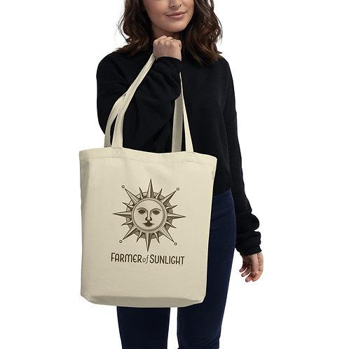 Farmer of Sunlight™️ Eco Tote Bag