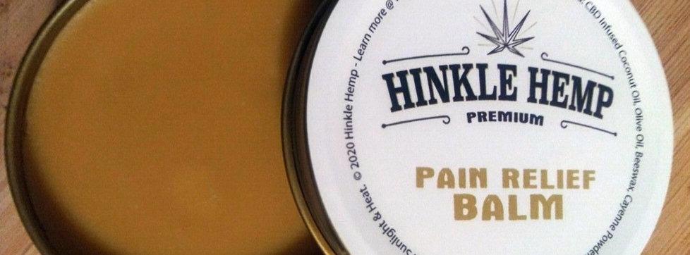 Hinkle Hemp Pain Relief Balm
