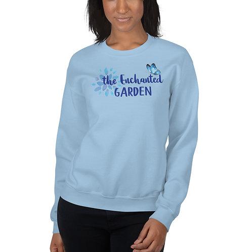 The Enchanted Garden Unisex Sweatshirt