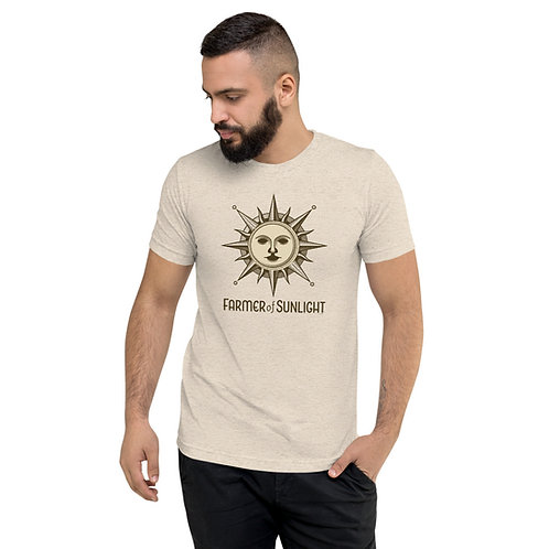 Farmer of Sunlight™️ Men's Short sleeve t-shirt