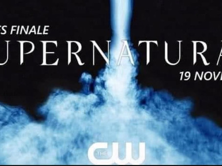 Series Finale of the CW series 'Supernatural'