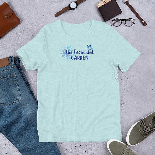The Enchanted Garden Short-Sleeve Unisex (Lightweight/Stretch) T-Shirt