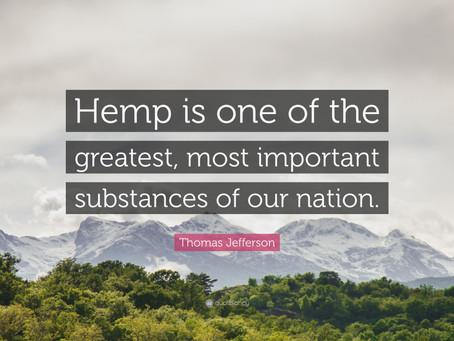 why grow Hemp?