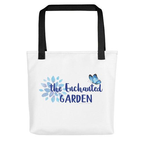 The Enchanted Garden Tote bag
