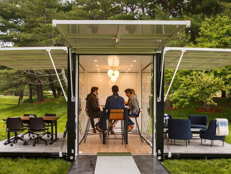 The Office of the Future is Outdoors