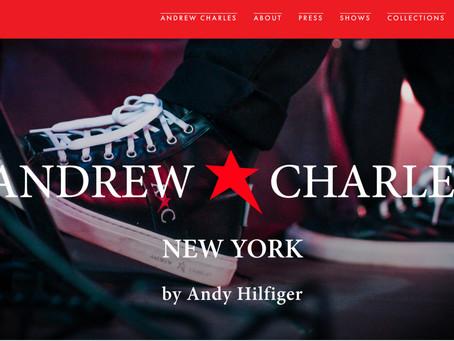Congrats to Andy Hilfiger!