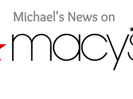 Michael's News on MACY's