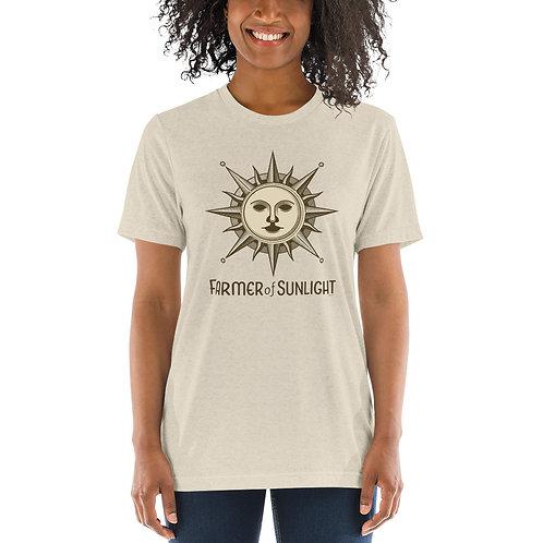 Farmer of Sunlight™️ Women's Short sleeve t-shirt