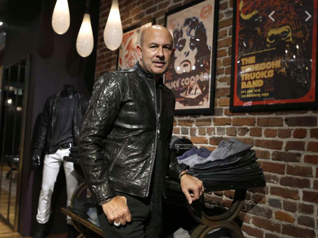 John Varvatos Files Chapter 11 Bankruptcy...