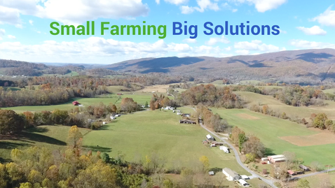 What is the Drop Collaborative and how is it transforming Northeast Tennessee? Small Farming. Big Solutions.