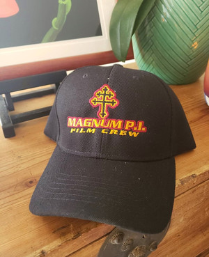 Magnum PI Film Crew Hat.jpg