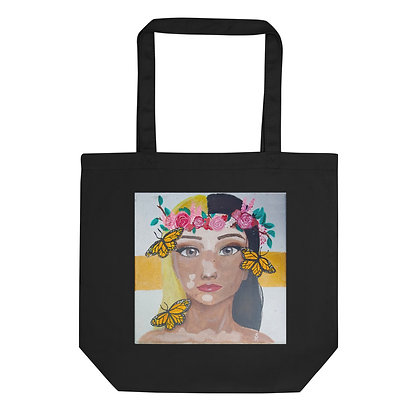 Shyann Rogers / The Enchanted Garden on Eco Tote Bag