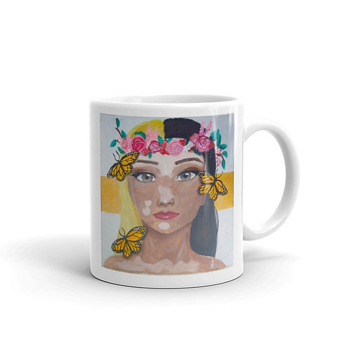 Shyann Rogers / The Enchanted Garden on Ceramic Mug