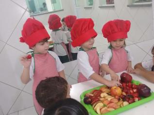 Quarta-feira tropical - Frutas vermelhas 🍓