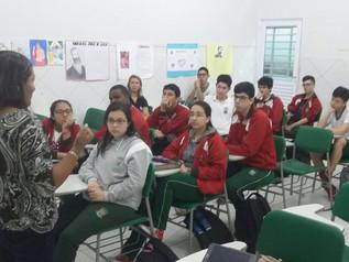 Fórum de Profissões - Ensino Médio