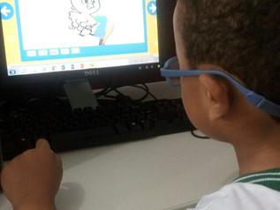 Educação Infantil na Aula de Informática