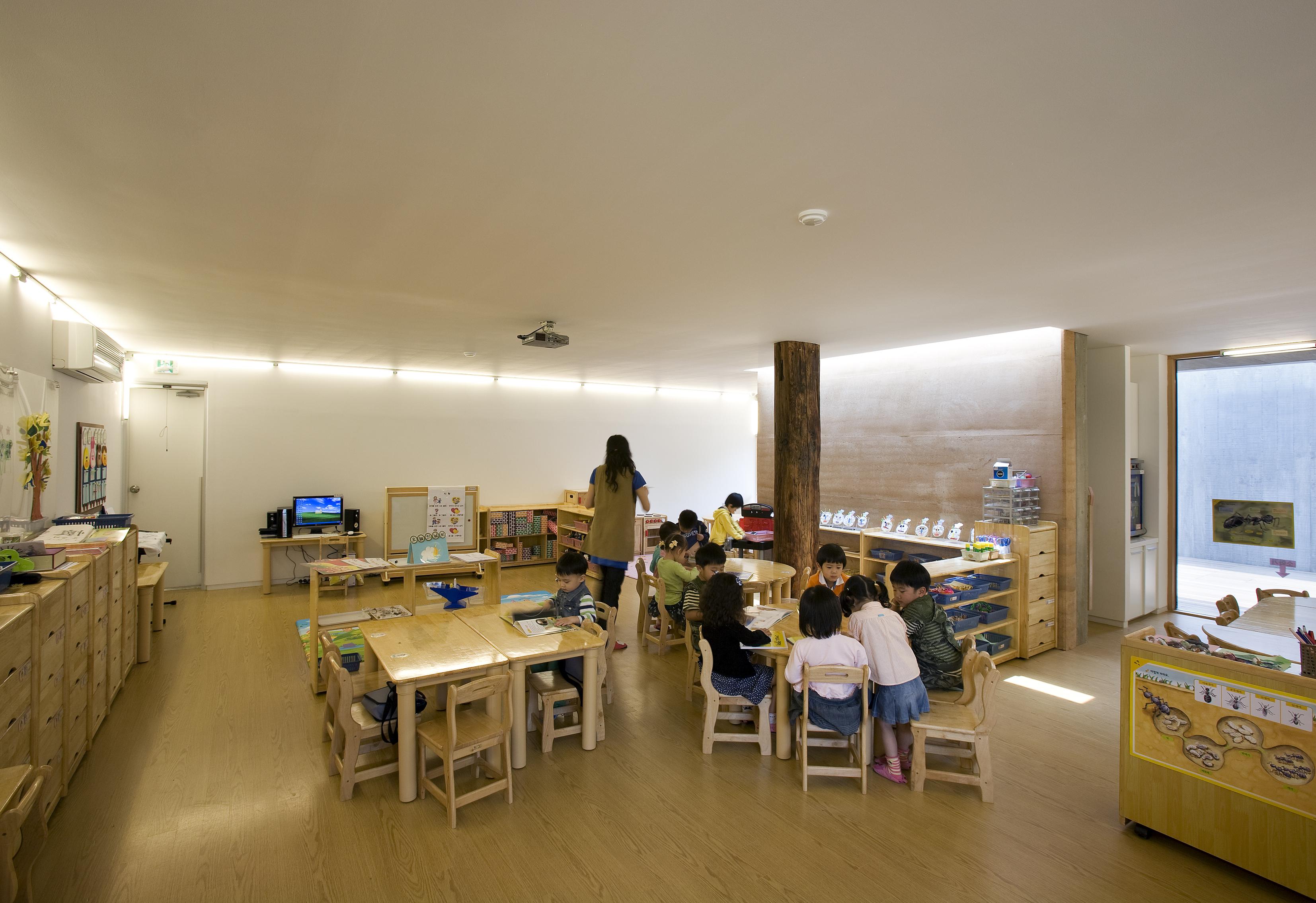 유치원 교실