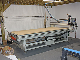 Our New CNC Machine