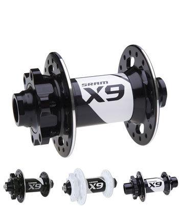 SRAM X9 Front