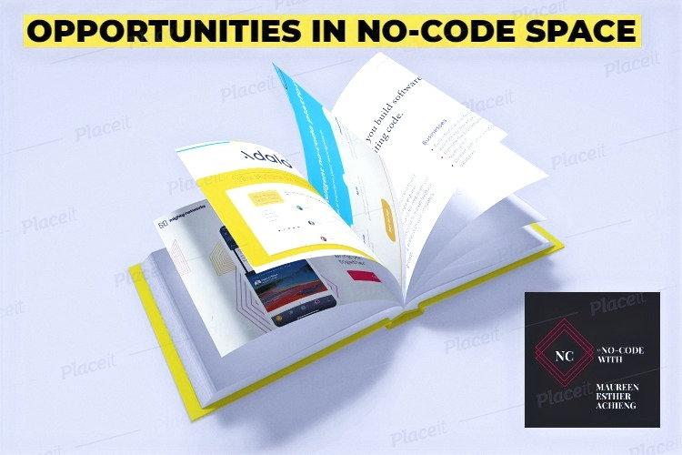 Opportunities in No-code space