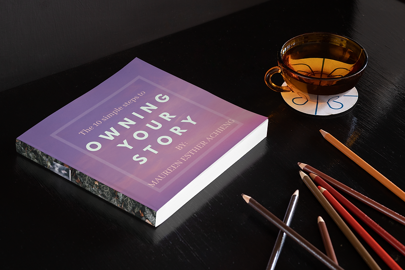 10 simple steps to OWNING YOUR STORY