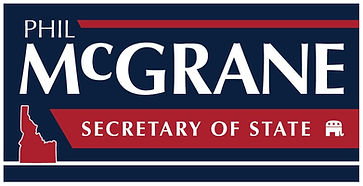 Phil McGrane for Idaho Secretary of State