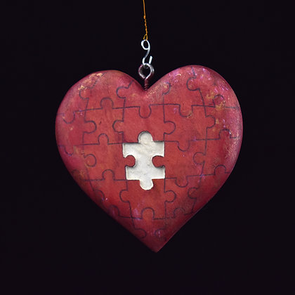 Missing Piece (Red II)