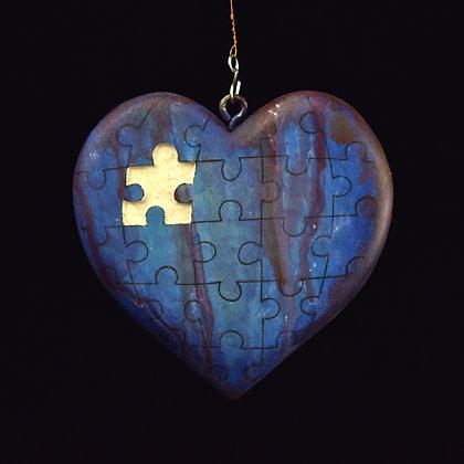 Missing Piece (Blue I)