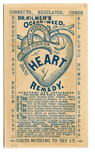Dr. Kilmer's Ocean Weed Heart Remedy