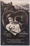 Heart in Heidelberg, ca. 1930