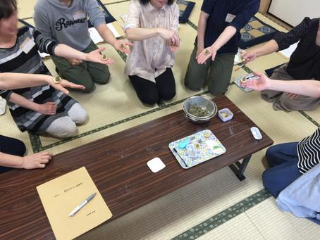 中日文化センター お灸教室5月