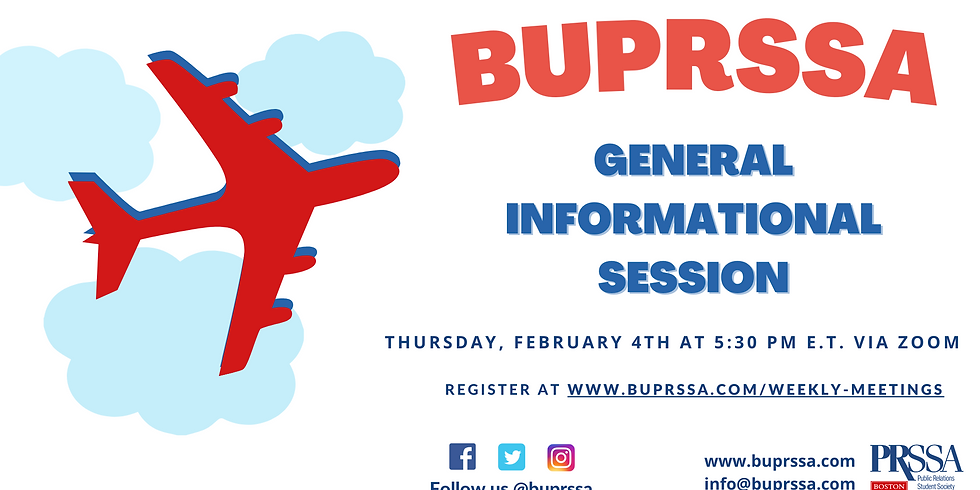 General Info-Session