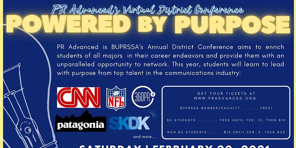 PR Advanced: Powered by Purpose