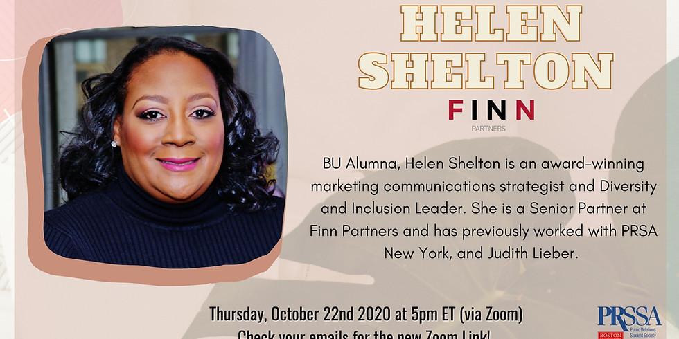 Weekly Meeting - Helen Shelton