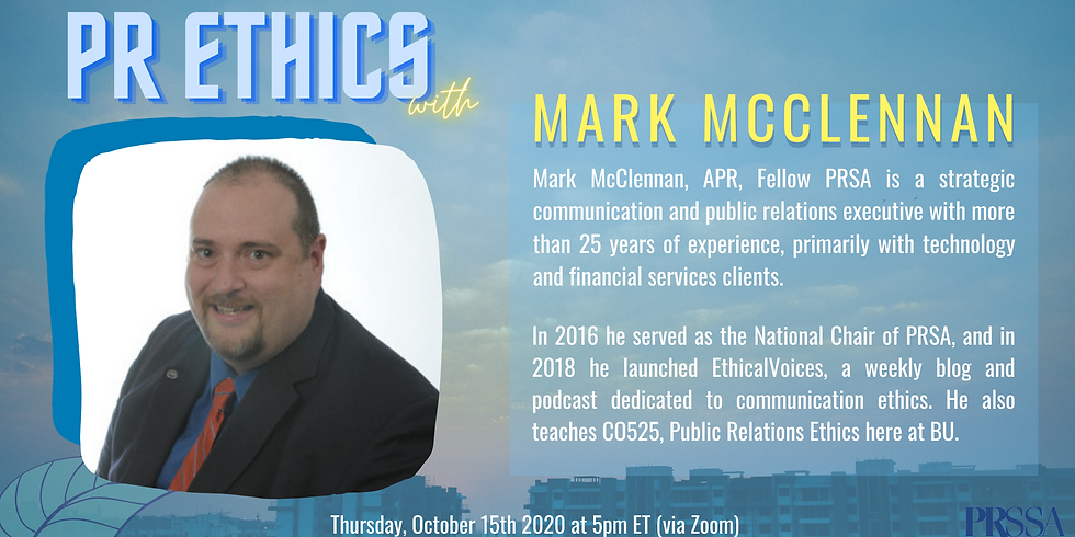 Weekly Meeting - Mark McClennan